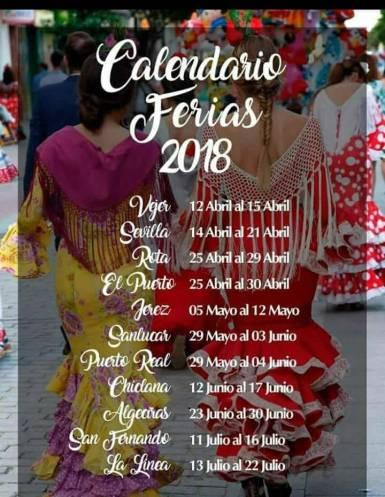 Fiestas de la primavera en El Puerto. Apartamentos Larga 70